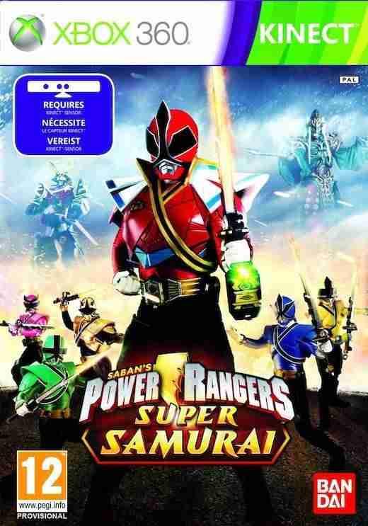 Descargar Power Rangers Super Samurai [MULTI][USA][XDG2][RRoD] por Torrent